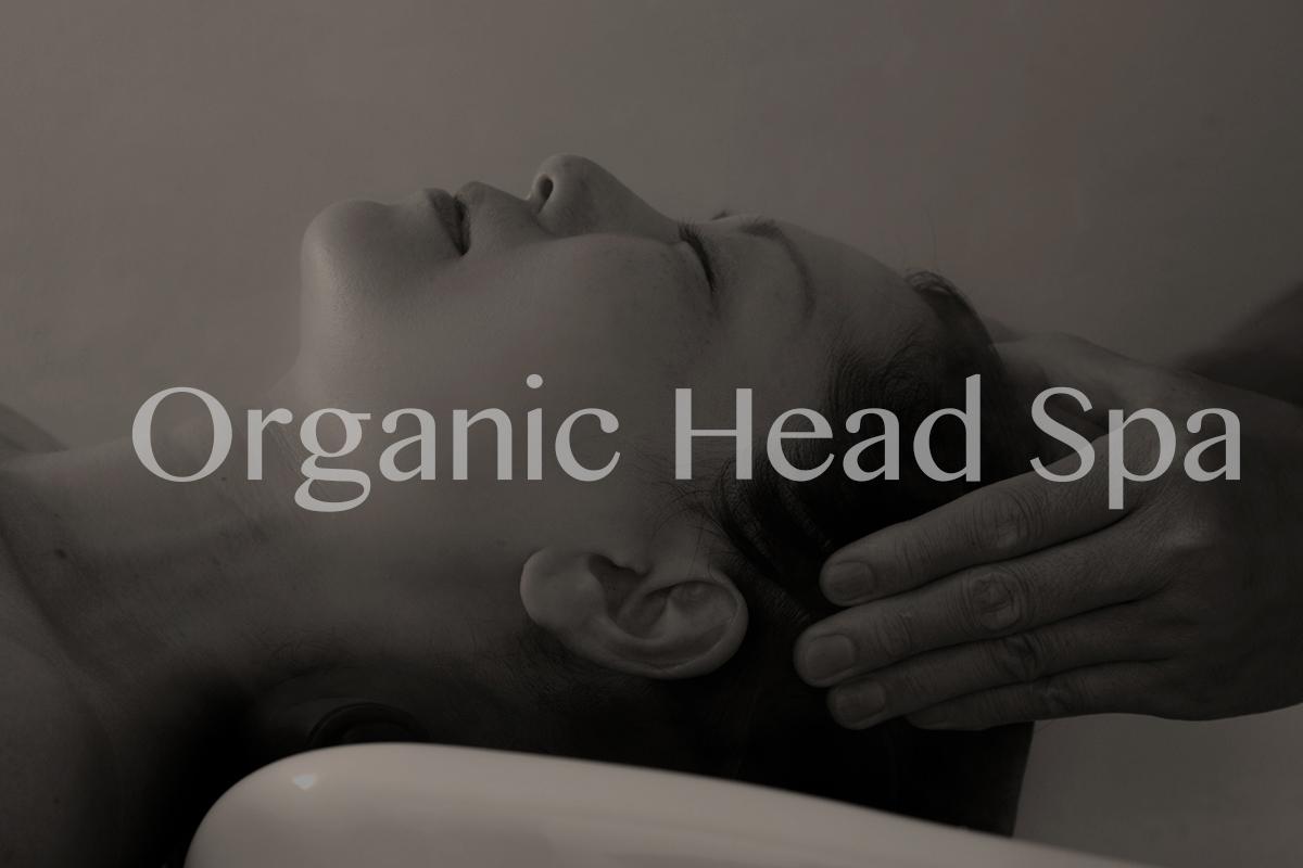 Organic Head Spa